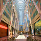 Picture - Interior of Eaton Centre in downtown Toronto.