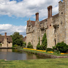 Picture - The Hever Castle gardens in Edenbridge.