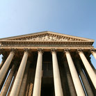 Picture - La Madeleine church near Place de la Concorde in Paris.