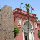 Picture - The Egyptian Museum in Cairo.