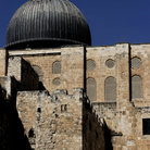 Picture - El Aqsa Mosque in Jerusalem.