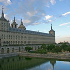 Picture - Real Sitio de San Lorenzo del Escorial near Madrid.