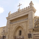 Picture - The El-Moallaqa, known as the Hanging Church, located in Cairo.