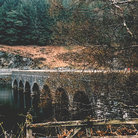 Picture - A stone bridge in the Elan Valley.