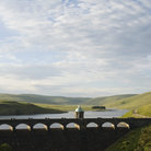 Picture - An old bridge in the Elan Valley.