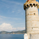 Picture - Lighthouse on Elba Island.