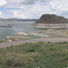 Picture - Elephant Butte Lake, New Mexico.
