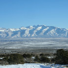 Picture - The mountains and scenery around Elko.