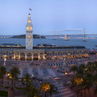 Picture - Embarcadero at Dusk.