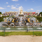 Picture - The Fountain of Latona at Versailles.