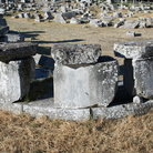 Picture - Remains at Epidauros.