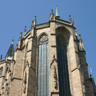 Picture - The cathedral of Erfurt.