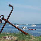 Picture - Anchor on Conomo Point in Essex, MA.
