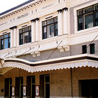 Picture - The Pantages Playhouse Theater is located across from city hall in Winnipeg.