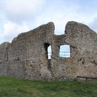 Picture - Ruins of the Norman castle in Eynsford.