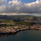 Picture - View of Faial.