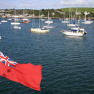 Picture - Harbor at Falmouth.