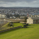 Picture - Falmouth seen from Pendennis Castle.