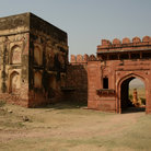 Picture - Old architecture at Fatehpur.