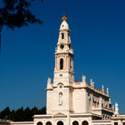 Picture - A church in Fatima.