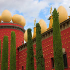 Picture - The Dali Theater-Museum in Figueras.