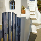 Picture - House in Thira.
