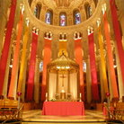 Picture - Interior view of the Cathedral of Ste-Anne de Beaupré