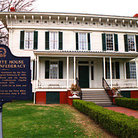 Picture - First White House of Confederacy (early 1861), built (1832-5), Montgomery.