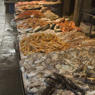 Picture - The fish market in Venice.