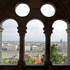 Picture - View of Budapest from the Fishermen's Bastion.