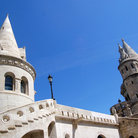 Picture - The great tower of Fishermen's Bastion.