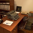 Picture - 1950's Office in Fitzroy House.