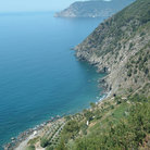 Picture - The landscape of Cinque Terra.