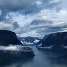 Picture - Landscape around Flam and Aurland.