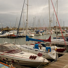 Picture - Marina at Fleetwood.