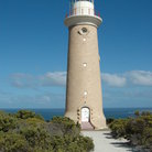 Picture - Lighthouse in Flinders Chase National Park.