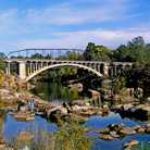 Picture - Rainbow Bridge, Folsom.