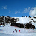Picture - Ski hill at Roc de la Calme, Font Romeu.