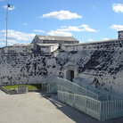 Picture - Ship-shaped Fort Fincastle (1790) in Nassau on Bennet's Hill was once a lighthouse.