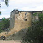 Picture - Fort Jesus - an old Portugues defence in Mombasa.