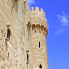 Picture - Detail of the Citadel at Alexandria.