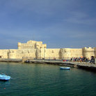 Picture - Fort Qaitbay in Alexandria.