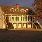 Picture - One of the many buildings at Fort Scott National Historic Site.