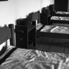 Picture - Soldiers sleeping quarters at Fort Snelling, St Paul.