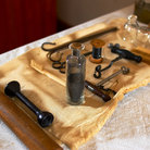 Picture - Dental equipment at Fort Snelling, St Paul.