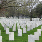 Picture - Fort Snelling National Military Cemetery in St Paul.