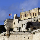 Picture - Fort St Angelo in Vittoriosa.