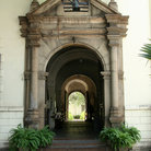 Picture - An entrance at Fort St George in Chennai.
