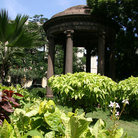Picture - The lush grounds of Fort St George in Chennai.