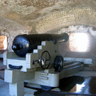 Picture - Canon in Fort Sumter National Monument.